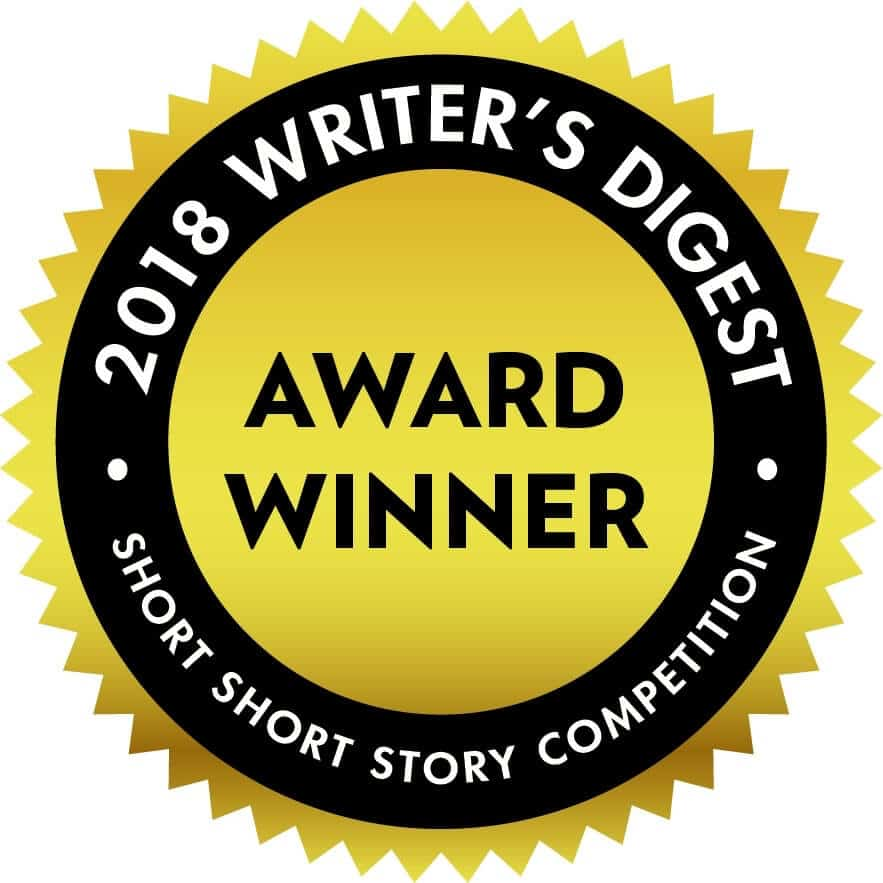 2018 Writer's Digest Short Short Award Winner
