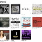 Discovering an Array of Podcasts