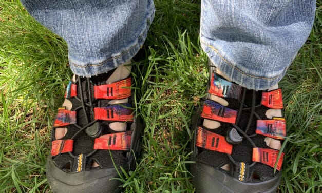 Shopping for New Hiking Sandals