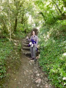 hikes can have steps on the Pembrokeshire Coast Path