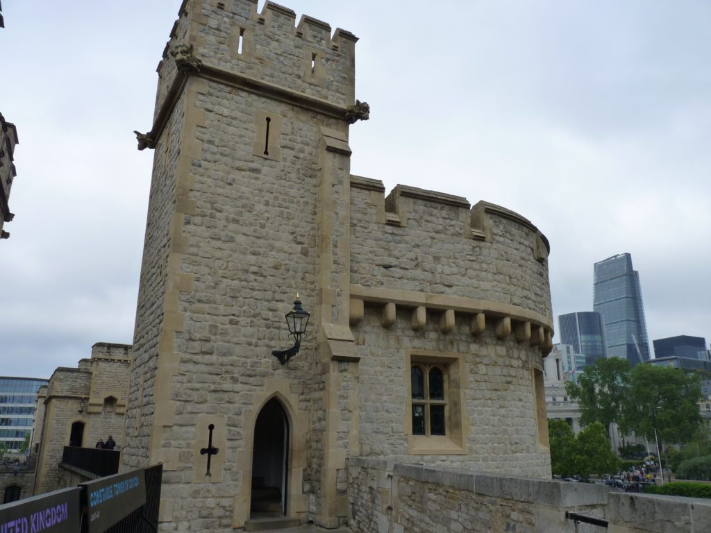 Dungeons below, The Tower of London