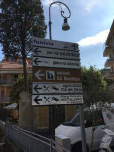 Easy to find in Rapallo