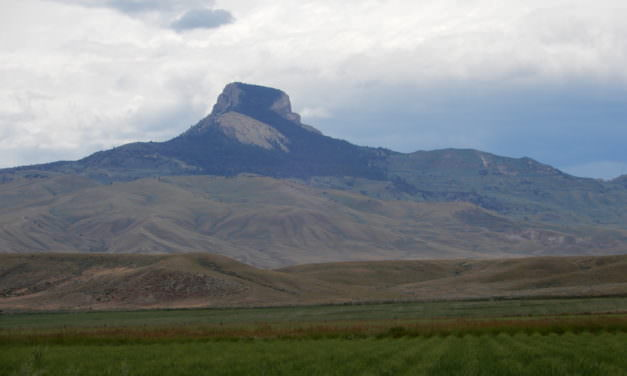 Heart Mountain, Wyoming is more than a lovely name, it's history