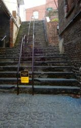 Savannah's Historic Steps