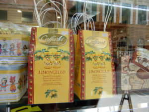 Limencello treats