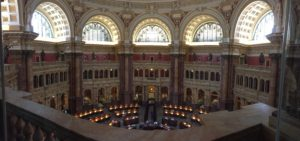 Main Reading Room-see Statues