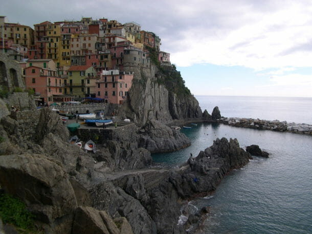 Manarola, stay at the La Toretta Charming Lodge