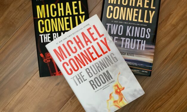 Book Review: The Wrong Side of Goodbye (Harry Bosch)