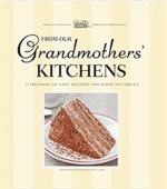 Cookbook from Our Grandmothers' Kitchens