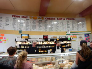 Penn Mac Cheese list, Pittsburgh's Strip District