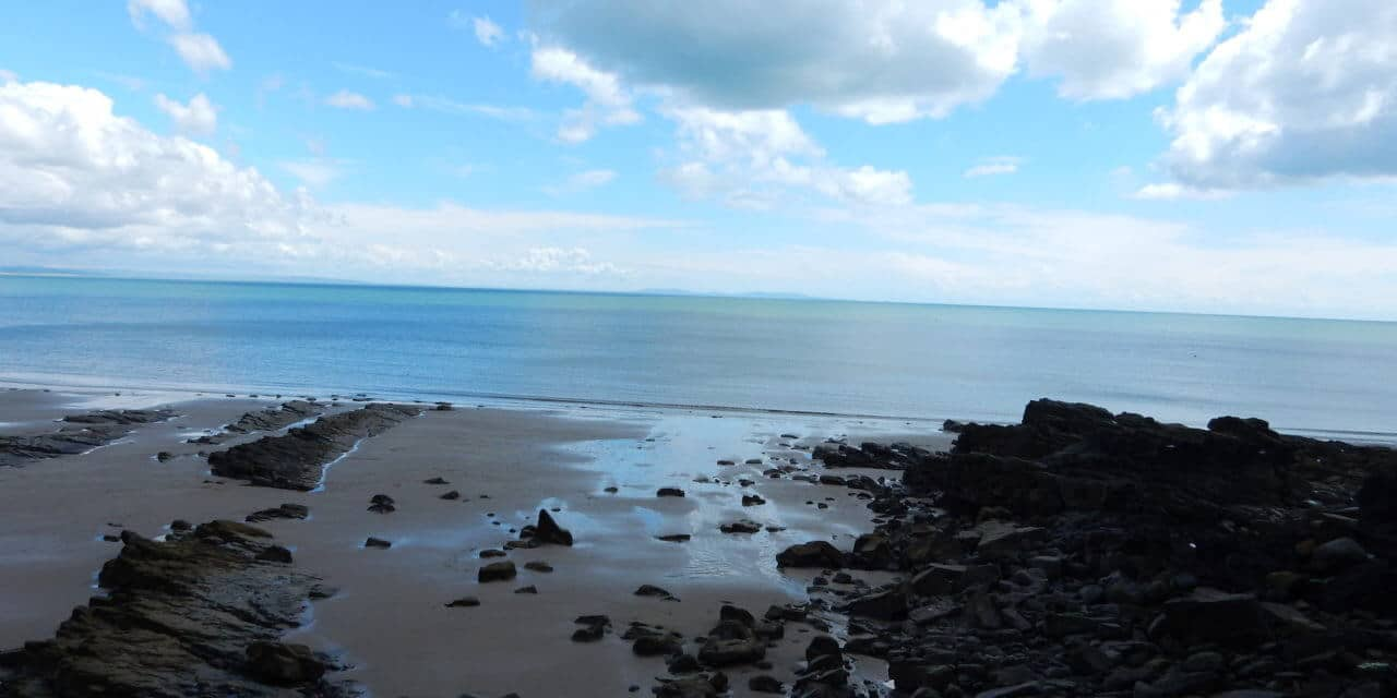 How Hard is the Pembrokeshire Path Saundersfoot to Tenby?