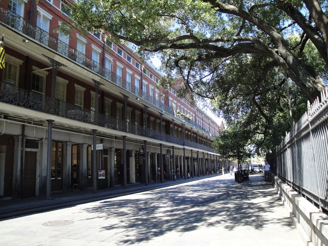 Shops at Jackson Square, New Orleans