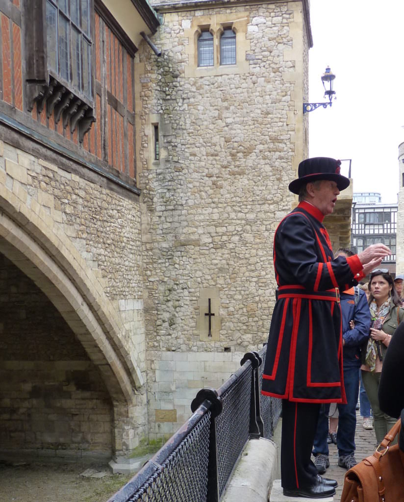 Tower of London-Yeoman Warder