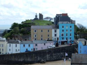 Tenby & the Castle Tower