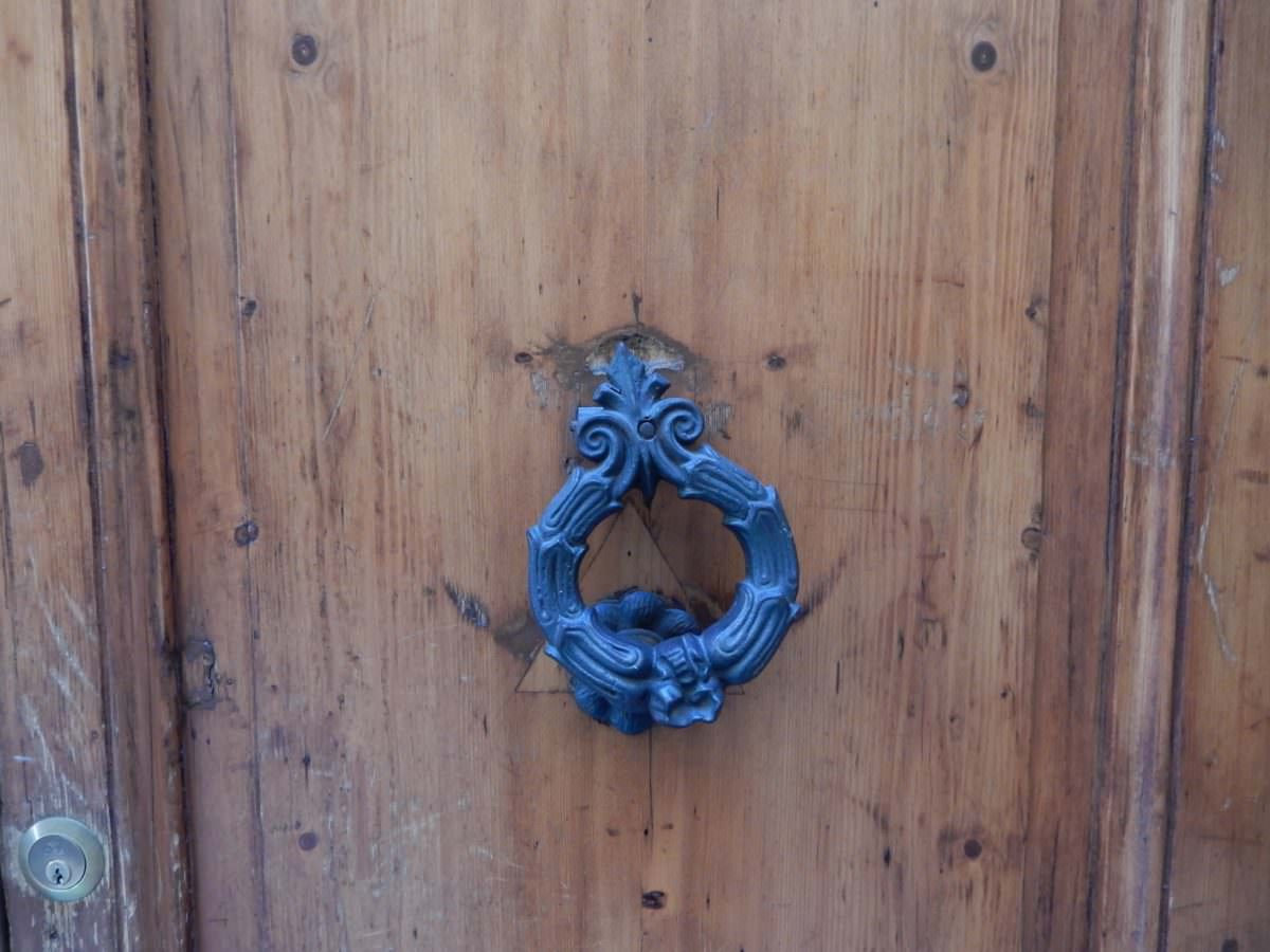 I Have a Thing for Door Knockers