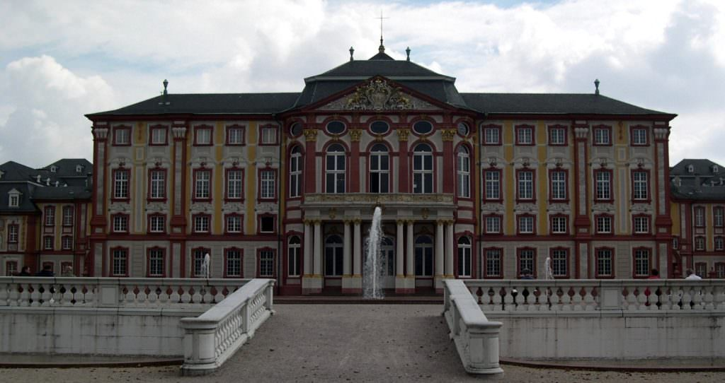 Bruchsal Palace, Germany