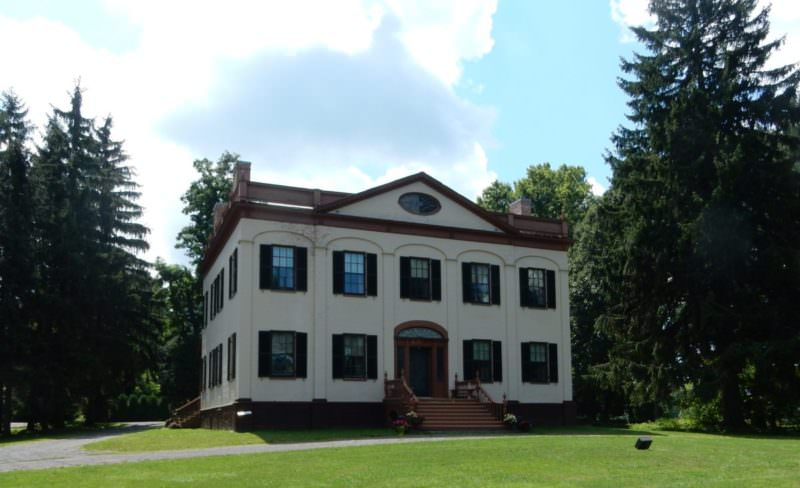 A Great tour of Lorenzo House in Cazenovia, NY