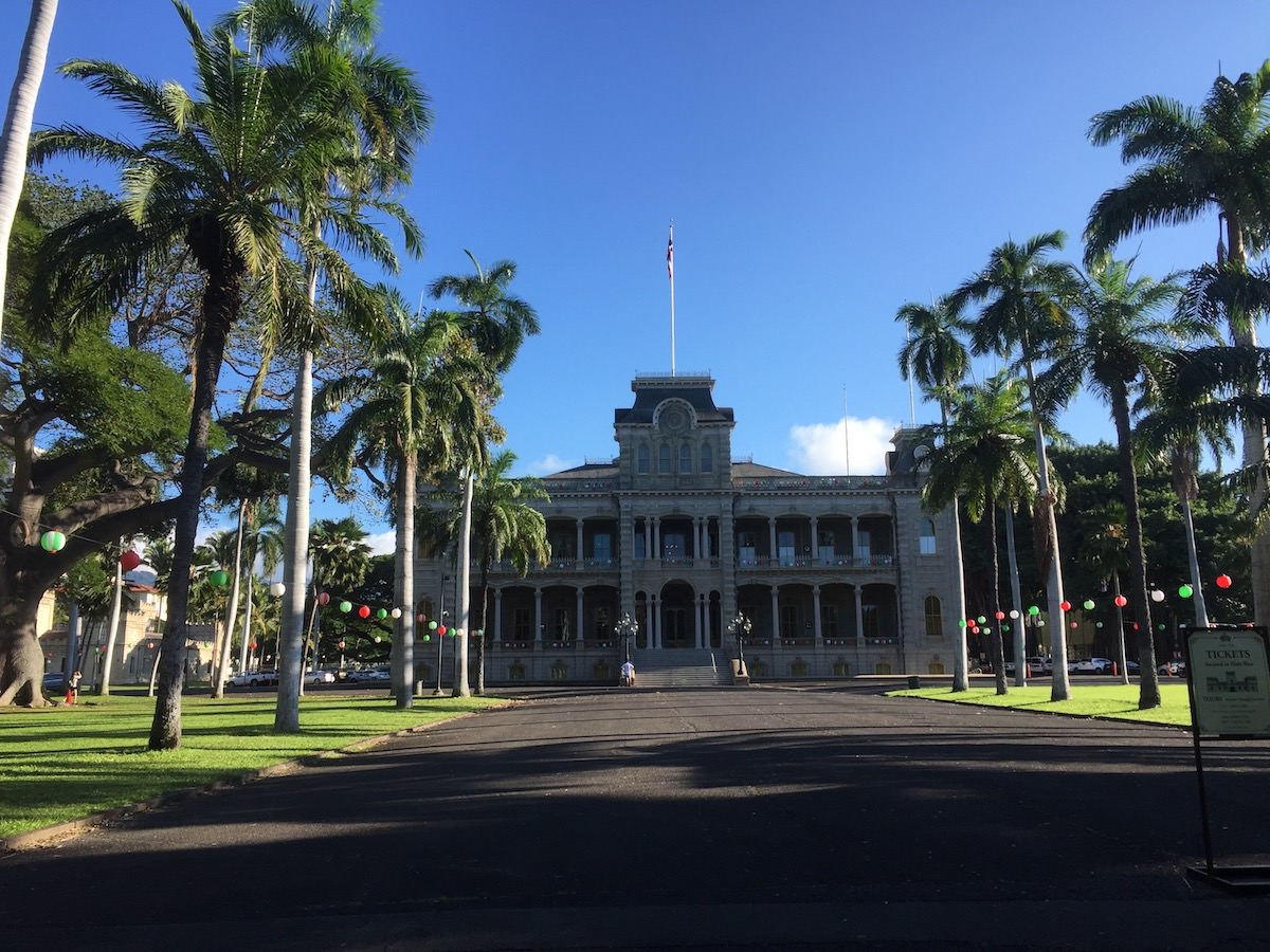Stunning Tour of the Magnificent Iolani Palace