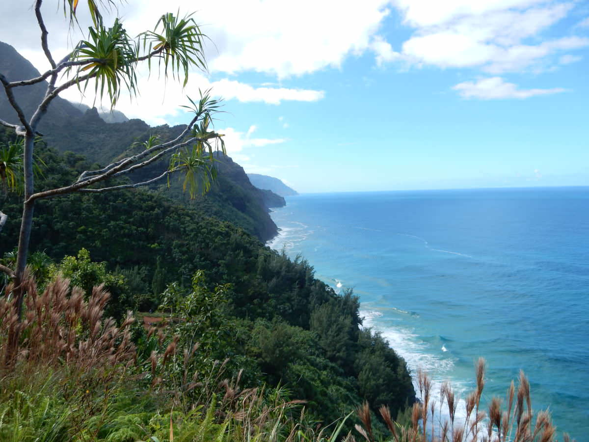 Hawaiian Hiking – the Unique Na'pali Coast Hike, Kauai
